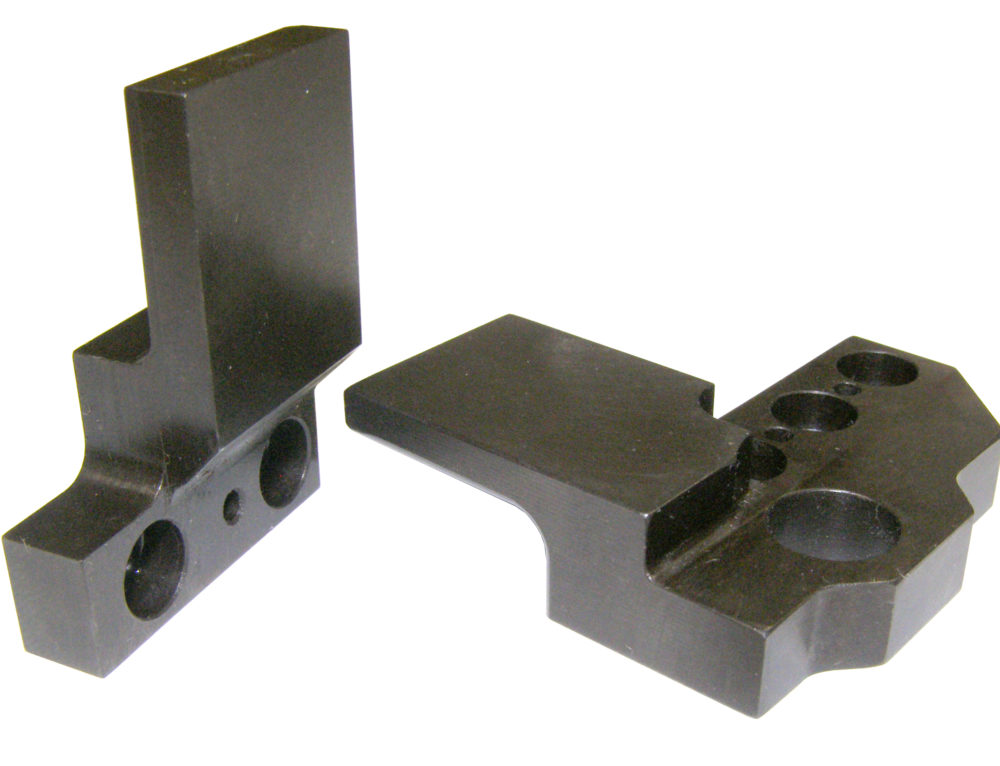 Tool Steel Hold Down Clamp